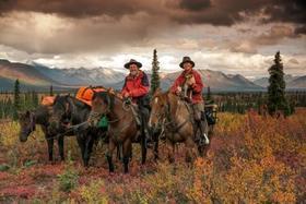 Bild: Der lange Ritt - 7 Jahre unterwegs in USA, Kanada & Alaska