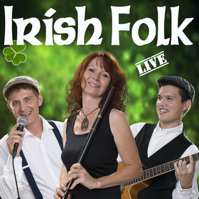Bild: Irish Folk & Entertainment live- like an Evening in an Irish Pub - rasante Tunes, Spielwitz, großartige Songs und Stories. Irish Folk vom Feinsten!