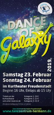 Bild: Dance of GalaxXy - Tanzshow der Tanzschule Hermann