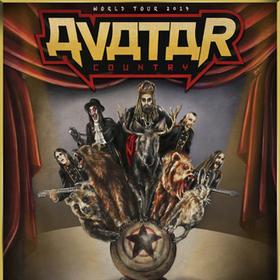 Bild: Avatar  + The Mahones + Dylan Walshe-  présentés par Artefact Prl en accord avec Live Nation