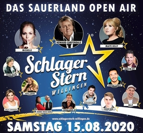 Schlagerstern Willingen 2020 - Das Sauerland Open Air