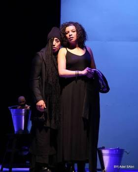 Bild: SOLO - Theater aus Marokko