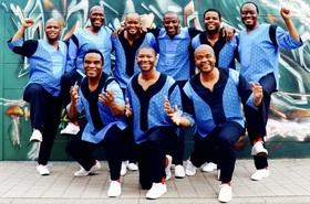 Bild: Ladysmith Black Mambazo: - Konzert zum 100. Geburtstag von NELSON MANDELA