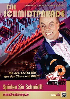 Die Schmidtparade - Mit den besten Hits aus den 70ern und 80ern!