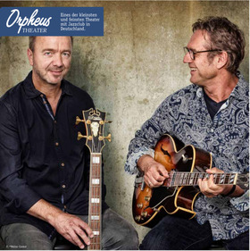 Bild: Ulf Meyer & Lars Hansen - Jazz & more