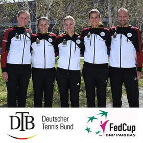 Bild: Fed Cup: Dauerkarte Deutschland - Weißrussland