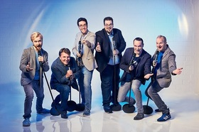 Bild: DRAUFSÄNGER - A Capella Pop & Comedy