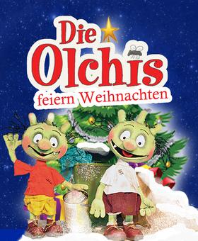 Bild: Die Olchis feiern Weihnachten - Das oberolchige Weihnachtsmärchen von Erhard Dietl