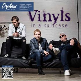 Bild: Vinyls in a suitcase - Rehearsal Tour