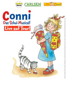 Bild: Conni - Das Schul - Musical - Die neue Musicalproduktion von Cocomico!