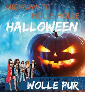 Bild: Halloween mit Wolle PUR - Highway to Hölle Hölle mit der wohl erotischsten Schlagerrockband der Welt