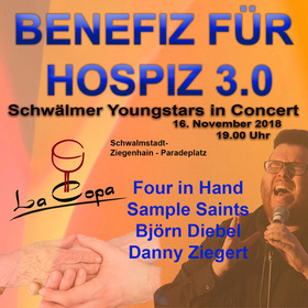 Bild: Benefiz für Hospiz 3.0 - Schwälmer Youngstars in concert