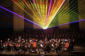 Bild: Carmina Burana - Großer Chor, Orchester, Solisten