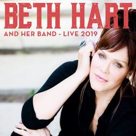 Bild: BETH HART Band