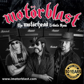 MOTÖRBLAST - a tribute to Motörhead