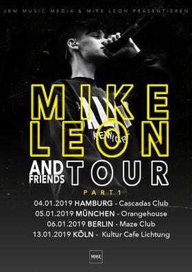 Bild: Mike Leon & Friends Tour 2019 Part 1 - Mit Meet & Greet nach der Show
