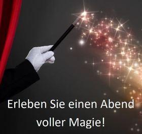 Bild: Große Zaubergala - mit international bekannten Stars