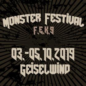 Bild: F.E.K. 9 - MonsterFestival 2019 - F.E.K. 9 - Festival Ticket