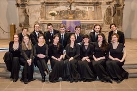 Bild: Konzert vocalis ensemble dresden, Dirigentin Martina Stoye - Licht und Gold