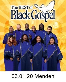 Bild: The Best of Black Gospel - 20 years of Gospel- Jubiläumstour