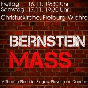 Bild: Bernstein: MASS - A Theatre Piece for Singers, Players, and Dancers