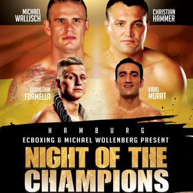 Bild: Night of the Champions - Hammer vs. Wallisch
