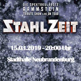 STAHLZEIT - OPEN AIR - Die spektakulärste RAMMSTEIN Tribute Show