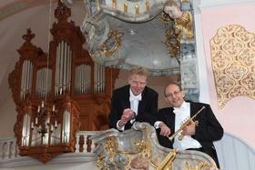 Bild: Festliches Neujahrskonzert 2019 - Im Glanz von Trompete und Orgel