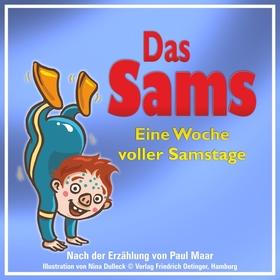 Das Sams - Eine Woche voller Samstage