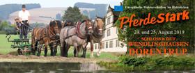 Bild: PferdeStark 2019 - 2 Tageskarte