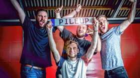 Bild: PileUp - (D, Local) Indie Rock-Rap + Support WakeUpCall