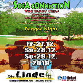 Bild: Sofa Connection - A Roots-Jazz-Traditional-Old School-Chill Out- Reggae Night