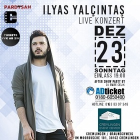 Bild: Ilyas Yalcintas with Live Band