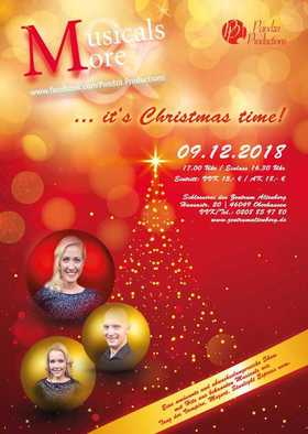 Bild: Musicals & More... it's Christmas Time