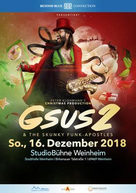 Bild: Peter Klohmann's Christmas Production: Gsus 2