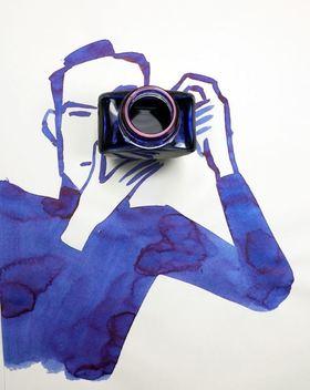 Bild: Im Auge des Betrachters - Ausstellungsführung & Workshop - Führung & Workshop
