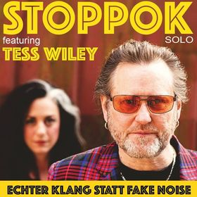 STOPPOK solo featuring Tess Wiley - Echter Klang statt Fake Noise!