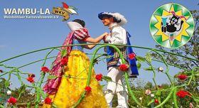 Bild: Der 50. Wahnsinn macht sich breit - in Wambula zur Faschingszeit - Jubiläumsveranstaltung