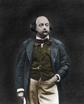 """Salon kontrovers: Briefe - schreiben und lesen - """"Sie sind ein wahrhaft absonderliches, höchst geheimnisvolles Wesen"""" - Aus dem Briefwechsel Gustave Flaubert und George Sand"""
