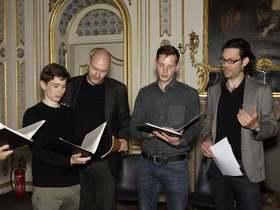 Bild: Abschlusskonzert - 1. Leipziger A-cappella-Workshop