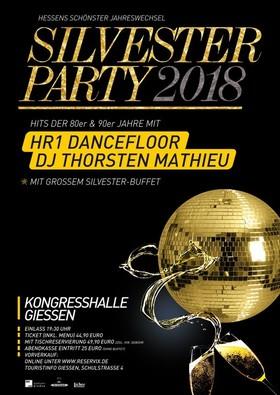 Bild: Silvester Party 2018 - Hits der 80er und 90er Jahre