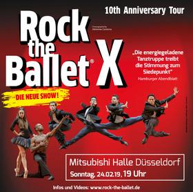 Bild: Rock The Ballet