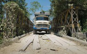 Bild: Eine Fernweh-Winter Multivision - Unbekanntes Mittelamerika - Mit dem LKW-Oldtimer von den USA nach Kolumbien