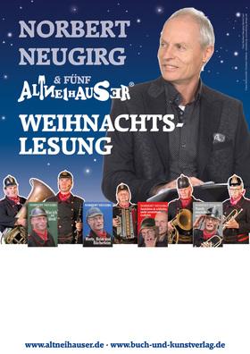 Bild: Altneihauser Weihnachtslesung - mit Norbert Neugirg
