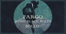 Bild: Postrock Night - Fargo, Sonic Black Holes & Bollo