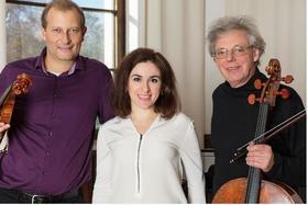 Bild: Trio Kammerkonzert - Klassisches Klaviertrio-Konzert