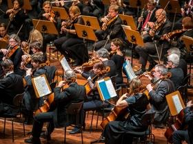 Bild: 15. Neujahrskonzert der Stadt Bruchsal - E. Humperdinck, R. Schumann, S.W. Rachmaninow