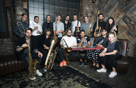 Bild: JRBB - Jazzrausch Bigband: Dancing Wittgenstein - 20 Jahre Centralstation