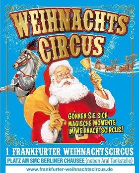 Bild: Frankfurter Weihnachtscircus