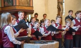 Bild: Chorkonzert Knabenchor Capella Vocalis Reutlingen - In Zusammenarbeit mit dem Ev. Kantorat